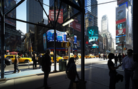 Times Square, Downtown Manhattan, New York City, New York, North America, USA, (published in New York City, Kunth Verlag, 2012,