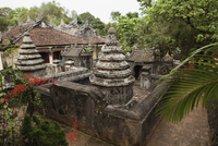 VIETNAM, Hue, the historic Vietnamese architecture of Tu Hieu pagoda and monastery 01510110054| 写真素材・ストックフォト・画像・イラスト素材|アマナイメージズ