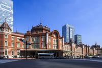 東京駅丸の内駅舎(全景)