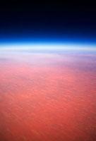 Aerial view of the Great Sandy Desert,Western Australia