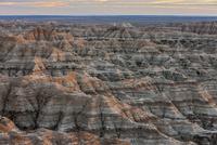 砂岩の岩層