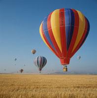 熱気球 アメリカ