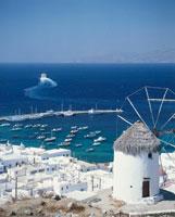 ミコノス島 ギリシャ