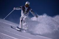 スキー 01582006702| 写真素材・ストックフォト・画像・イラスト素材|アマナイメージズ