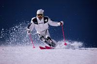 スキー 01582006713| 写真素材・ストックフォト・画像・イラスト素材|アマナイメージズ