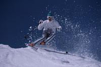 スキー 01582007289| 写真素材・ストックフォト・画像・イラスト素材|アマナイメージズ