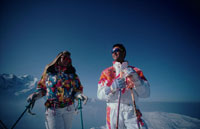 スキーヤー