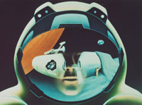 宇宙船内部イメージ