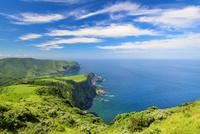 国賀海岸 01597019725| 写真素材・ストックフォト・画像・イラスト素材|アマナイメージズ