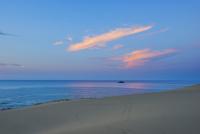 鳥取砂丘夕景