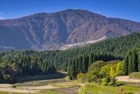 秋の氷ノ山 01597025410| 写真素材・ストックフォト・画像・イラスト素材|アマナイメージズ