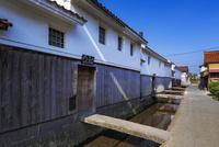 倉吉の町並み 01597026762| 写真素材・ストックフォト・画像・イラスト素材|アマナイメージズ
