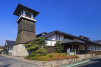 やかげ郷土美術館 01597028533| 写真素材・ストックフォト・画像・イラスト素材|アマナイメージズ