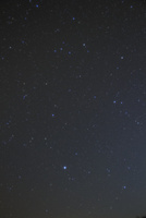 満天の星空と水瓶座とみなみの魚座 01615002156  写真素材・ストックフォト・画像・イラスト素材 アマナイメージズ