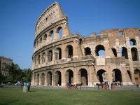 コロッセオ ローマ イタリア
