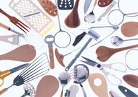 キッチン用品 01651021166| 写真素材・ストックフォト・画像・イラスト素材|アマナイメージズ