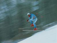 スキー 01676000835| 写真素材・ストックフォト・画像・イラスト素材|アマナイメージズ