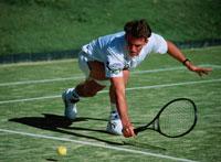 テニス 01676004101| 写真素材・ストックフォト・画像・イラスト素材|アマナイメージズ