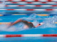水泳 01676004148  写真素材・ストックフォト・画像・イラスト素材 アマナイメージズ