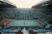 有明テニスの森の観客 東京都
