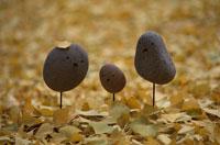 石の鳥 01759000014| 写真素材・ストックフォト・画像・イラスト素材|アマナイメージズ