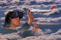 航空交通整理のバーチャルリアリティ