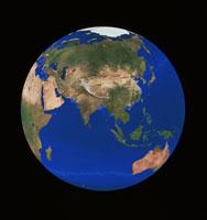地球(アジア)