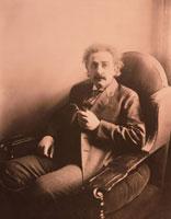 アルベルト・アインシュタイン 01809010082| 写真素材・ストックフォト・画像・イラスト素材|アマナイメージズ