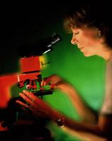 研究者 01809010189  写真素材・ストックフォト・画像・イラスト素材 アマナイメージズ