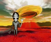 UFOとエイリアン