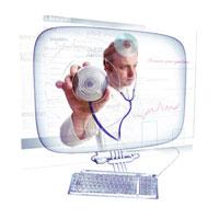 コンピューター・ドクターのイメージ