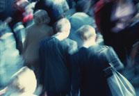 群衆 01809011242| 写真素材・ストックフォト・画像・イラスト素材|アマナイメージズ