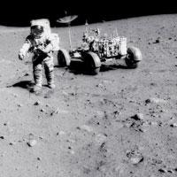 アポロの月面着陸