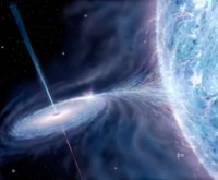 Cygnus X-1 black hole candidate