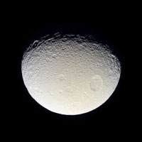 Tethys, Saturn moon