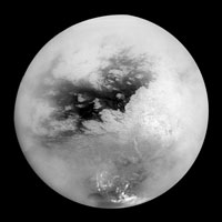 Titan, Saturn moon
