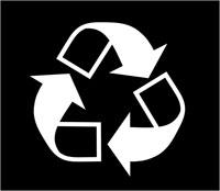 リサイクルの掲示