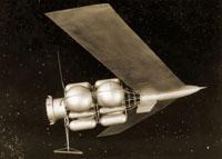 火星用の宇宙船のデザイン