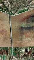 ハンブル橋 01809017409| 写真素材・ストックフォト・画像・イラスト素材|アマナイメージズ