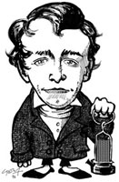 Humphry Davy,caricature