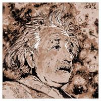 アルベルト・アインシュタイン 01809021302| 写真素材・ストックフォト・画像・イラスト素材|アマナイメージズ