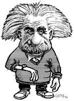 Albert Einstein 01809021304| 写真素材・ストックフォト・画像・イラスト素材|アマナイメージズ