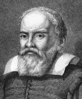 Galileo Galilei,Italian astronomer 01809021309| 写真素材・ストックフォト・画像・イラスト素材|アマナイメージズ