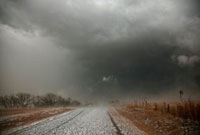 Hailstorm,USA