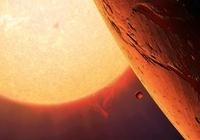 Alien planetary system, artwork 01809027015| 写真素材・ストックフォト・画像・イラスト素材|アマナイメージズ