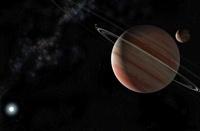 Upsilon Andromedae planetary system 01809027060| 写真素材・ストックフォト・画像・イラスト素材|アマナイメージズ