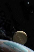 Upsilon Andromedae planetary system 01809027062| 写真素材・ストックフォト・画像・イラスト素材|アマナイメージズ