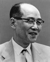 Hideki Yukawa, Japanese physicist 01809028740| 写真素材・ストックフォト・画像・イラスト素材|アマナイメージズ