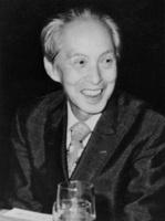 Sin-Itiro Tomonaga seen in Tokyo 1978