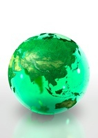 Green Earth, artwork